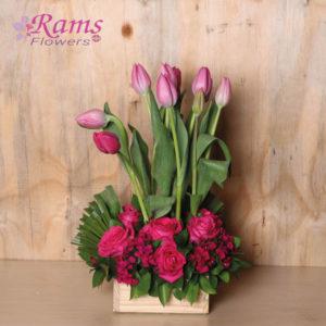 Box Beauty-Rams-Flowers