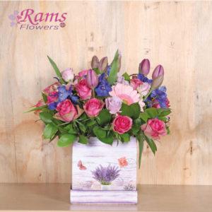 Rams Flowers-RF003-Luscious Lavender-2