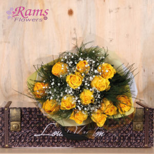 Rams Flowers-RF0018-Pink Passion-1