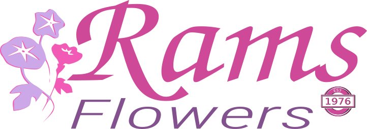 Rams Flowers logo