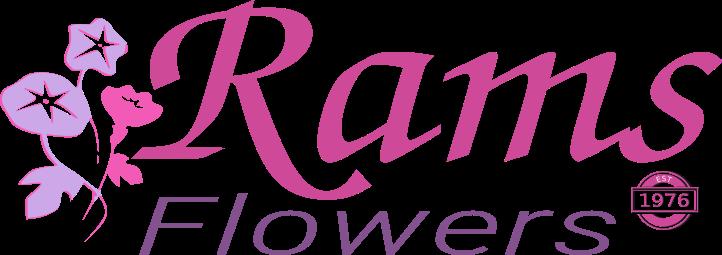 Rams Flowers logo