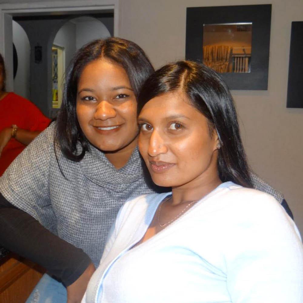 Dinisha & Senishca