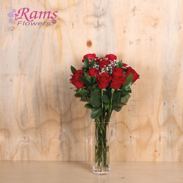 Rams Flowers-RF029-Red Rose Special-2