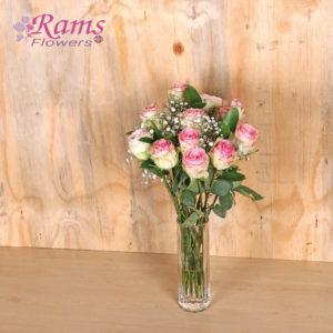 Rams Flowers-RF031-Pink Rose Special-2