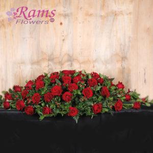 Rams Flowers-RF041-Funeral-Wreath