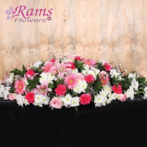 Rams Flowers-RF042-Funeral-Wreath